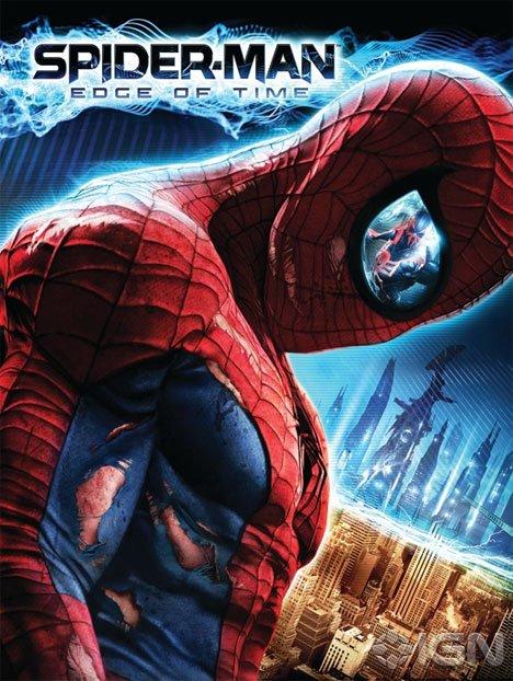 Spider Man: Edge of Time [Prévia] Spider-man-edge-of-time-announced-20110331085745743
