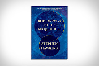 M E M O Brief Answers To The Big Questions By Stephen Hawking
