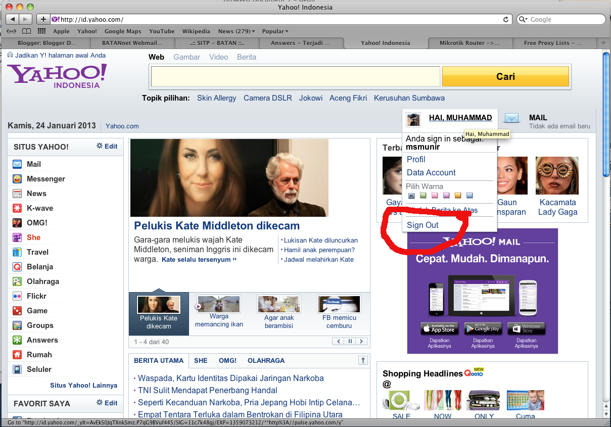 Yahoo mail sign up images and photo galleries fameimages com