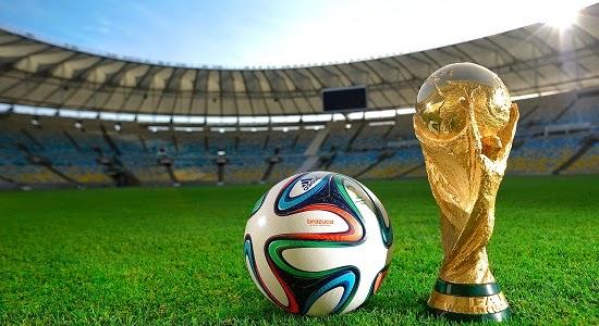 Nonton channel Piala Dunia 2014 dengan gratis menggunakan antena UHF.