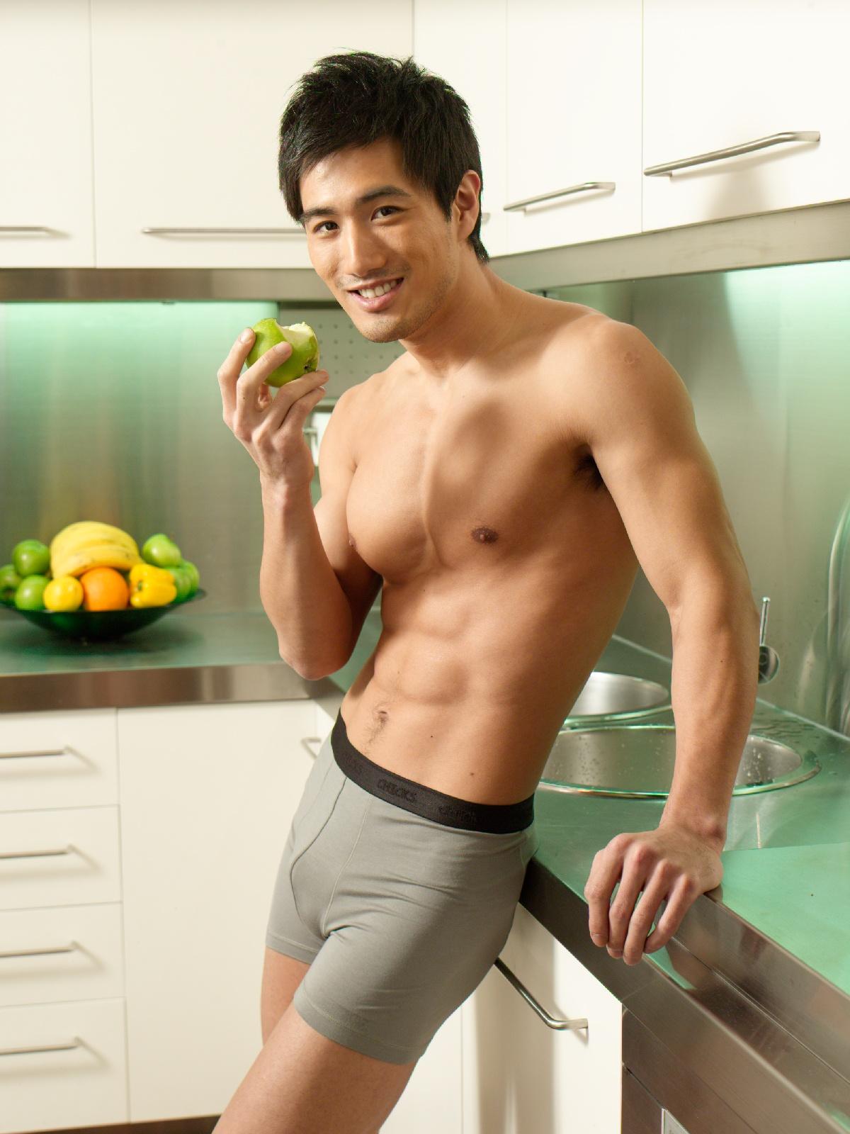 Самые сексуальные азиатские актеры 1 фотография