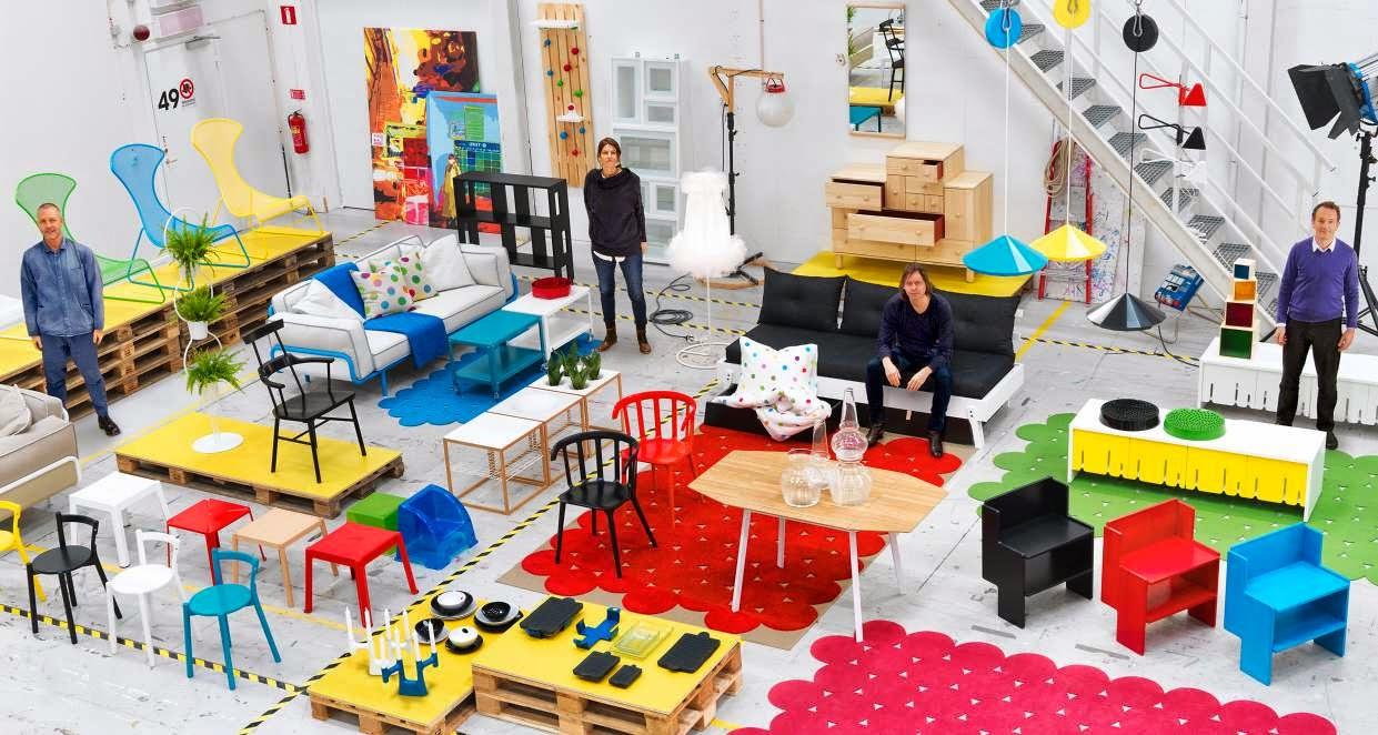 Todo lo que buscas para el hogar en Ikea
