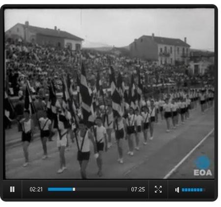 Αθλητικοί αγώνες «Ακρίτεια» στην Έδεσσα.[video]