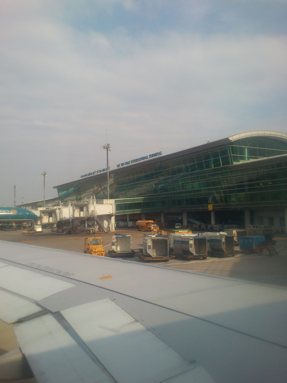 Ho Chi Minh International Airport
