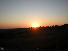 Pollutri Sonnenaufgang