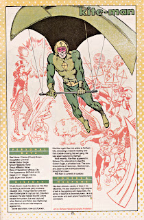 Hombre Cometa (ficha dc comics)