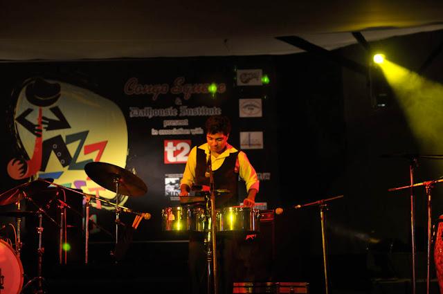 Los Amigos at the Dalhousie Institute Jazz Fest 2011, Day 1, Nikon D300