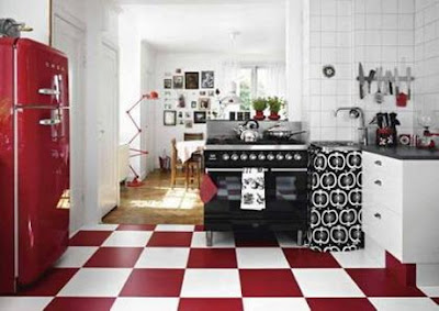 Home decoration with pop style