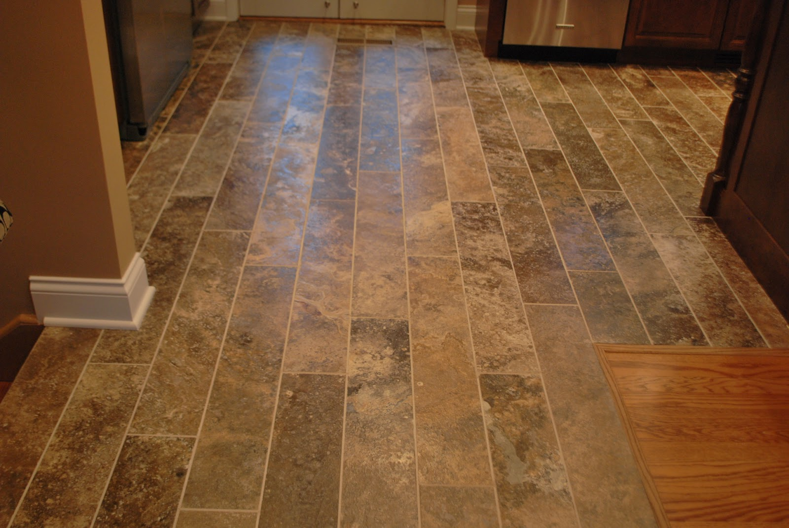 Lowe's Granite Floor Tile
