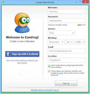 daftar camfrog