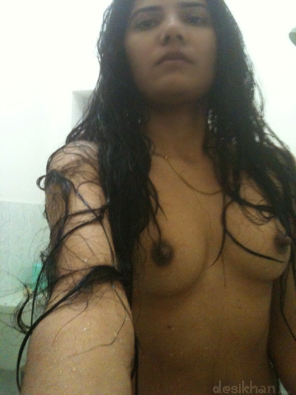 Pakistani Girl Huma Showing Her Sexy Nude Body