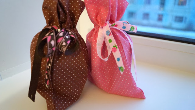 Сшить подарок из ткани