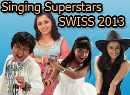 Singing Superstars – Swiss 2013 Live in Concert 13-04-2013 and 14-04-2013