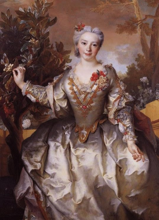 Louise-Madeleine Bertin, Countess of Montchal