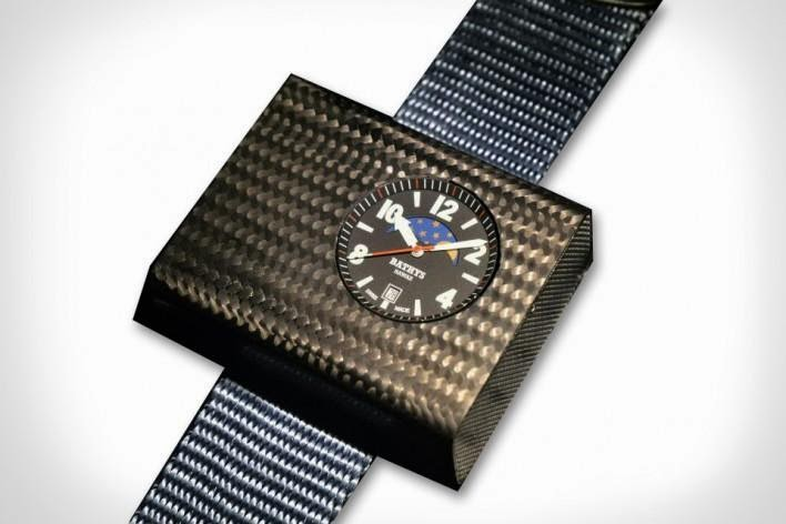 First Atomic Watch Crowdfunded
