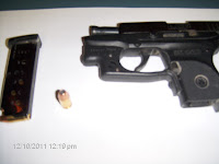 Firearm Found Strapped To Passenger's Ankle (DTW)