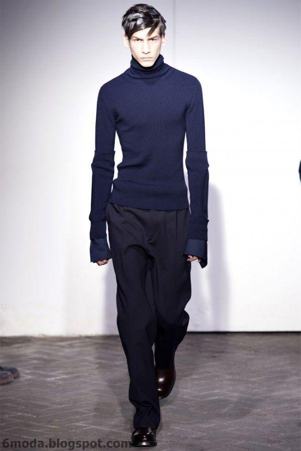 Raf Simons   Paris Fashion Week   Fall Winter 2013 2014 Menswear