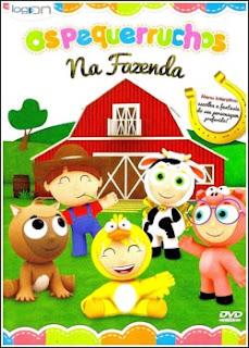 Filme Os Pequerruchos 2: Na Fazenda DVDRip XviD & RMVB Dublado