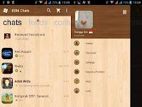 [BBM MOD] Windows Phone Wood V2.11.0.16 Apk Terbaru Gratis By Trangga Ken