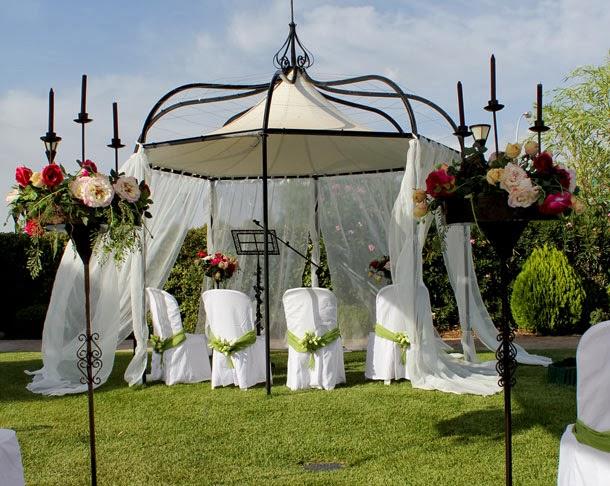 Bodadefantasia ceremonia civil - Decoracion bodas civiles ...