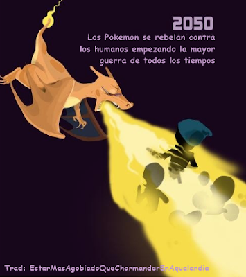 Historia Pokemon: revolución Pokemon
