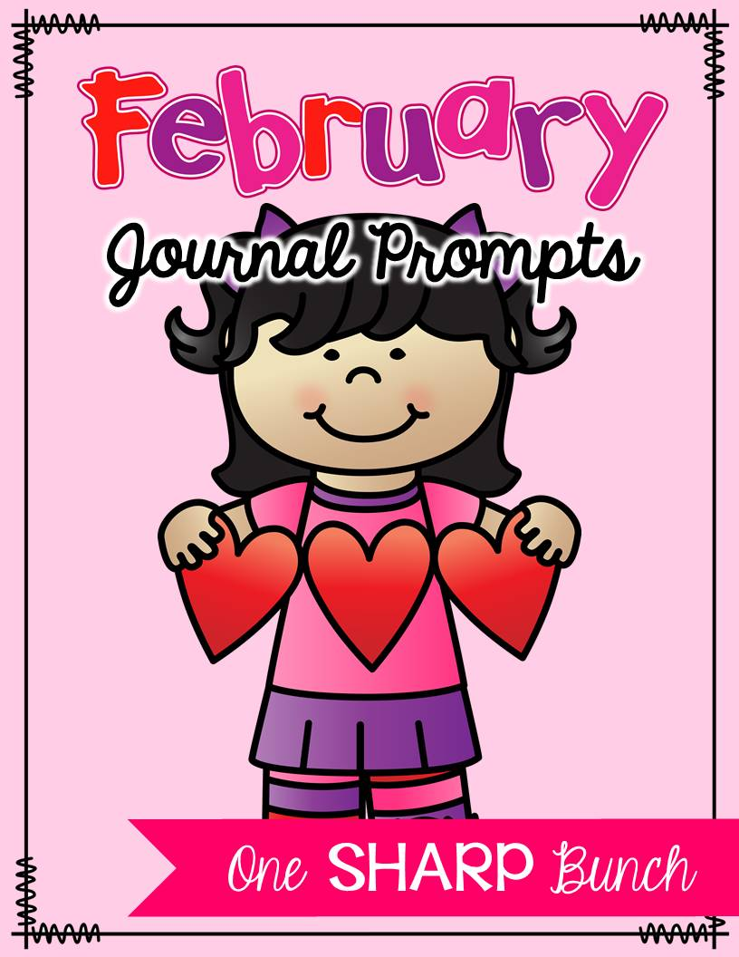 https://www.teacherspayteachers.com/Product/February-Journal-Prompts-No-Prep-Work-on-Writing-1670816