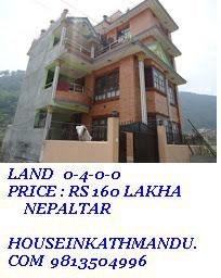 HIK   (House in kathmandu,Real estate in Nepal,Gharjagga)