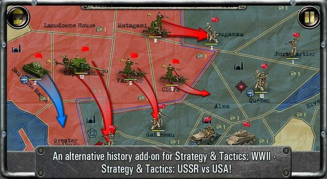 Strategy & Tactics:USSR vs USA Apk Full Download