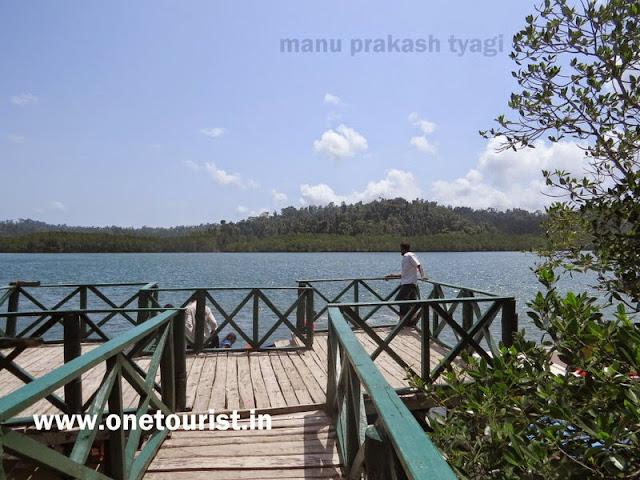 baratang to uttara jetty , baratang , middle andaman , बारातांग से उत्तरा जेटटी , बारातांग , मिडिल अंडमान