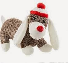Knit Sock Dog Webkinz Pet