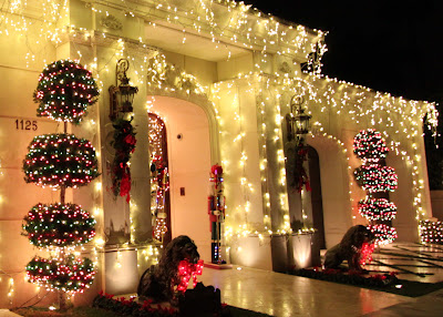 christmas lights irvine terrace