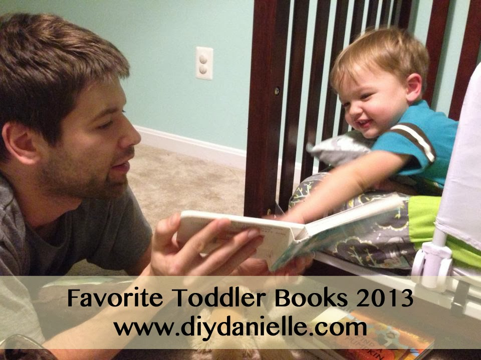 Our Favorite Toddler Books from 2013 (Age 1-2)