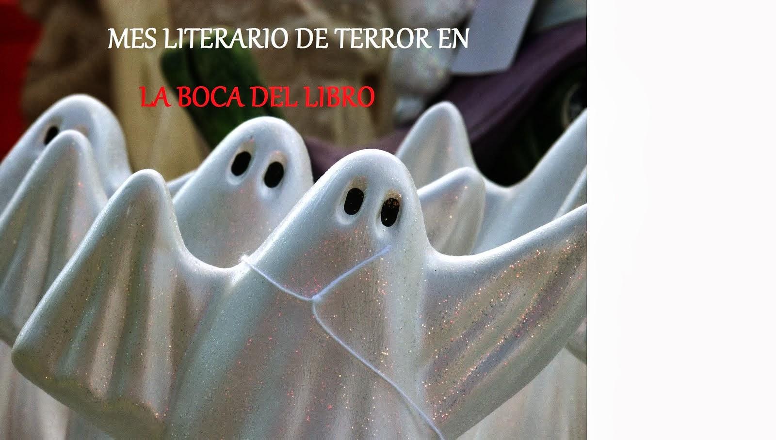 Ciclo literario de literatura de terror