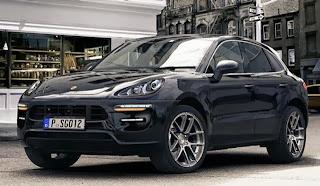 2015 Porsche Macan – Release