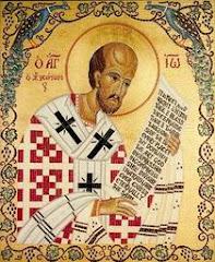 Sf Ioan Gură de Aur