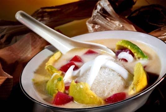 Cara Membuat Es Goyobod Bandung