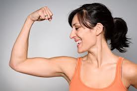 Adelgazar brazos y bajar de peso