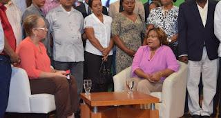 Lucrecia Santana Leyba llama a dominicanos a emular ideales de Duarte