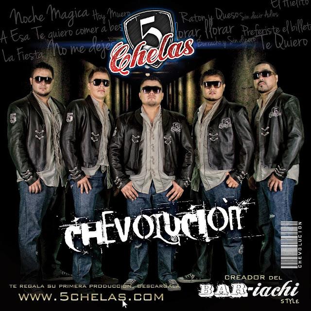 5 Chelas - Chevolucion (Disco 2012)