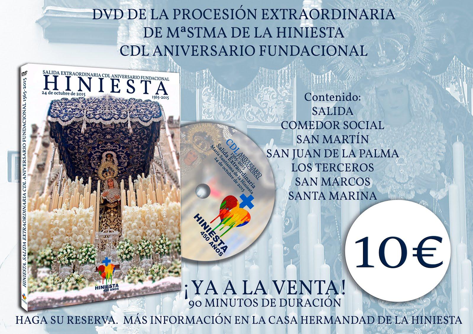 DVD DE LA SALIDA EXTRAORDINARIA