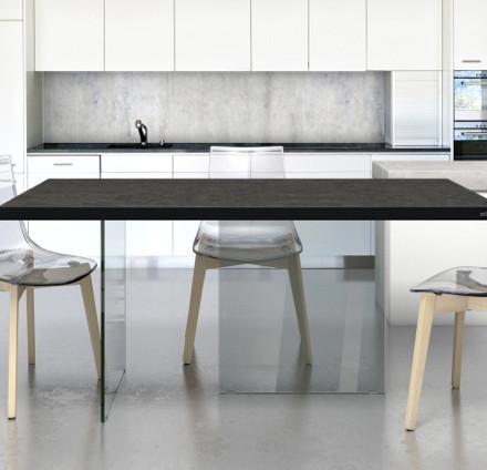 mesas de cocina tipo barra