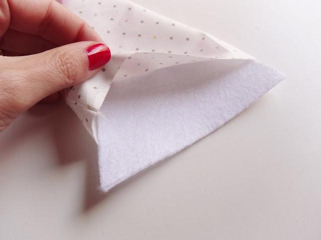 DIY - Guirnalda de tela