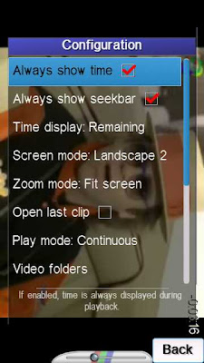 SmartMovie Video Player for Nokia
