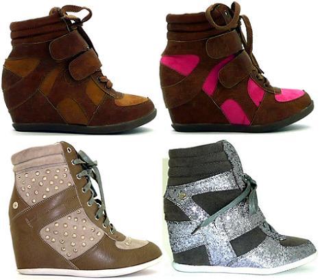Entre mil tacones sneakers - Sneakers cuna interior ...