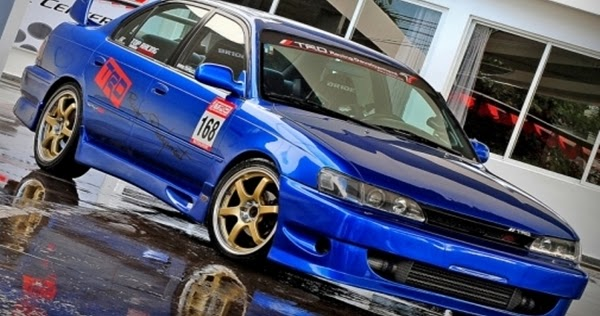 Toyota Paint Number Blue P