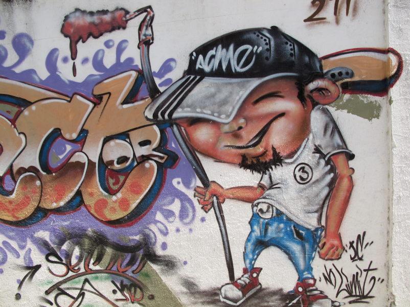 Leyleğin Güncesi Kübada Duvar Resimleri