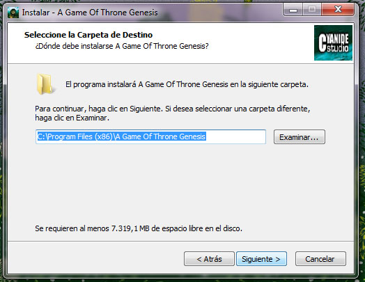 Capturas A Game Of Thrones Genesis 2011