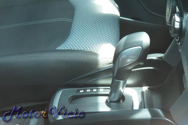 Ford EcoSport 2013 Automática - interior
