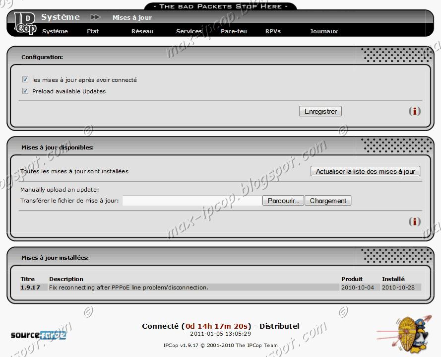 ipcop firewall distribution linux la solution ultime pour s curiser votre r seau informatique. Black Bedroom Furniture Sets. Home Design Ideas