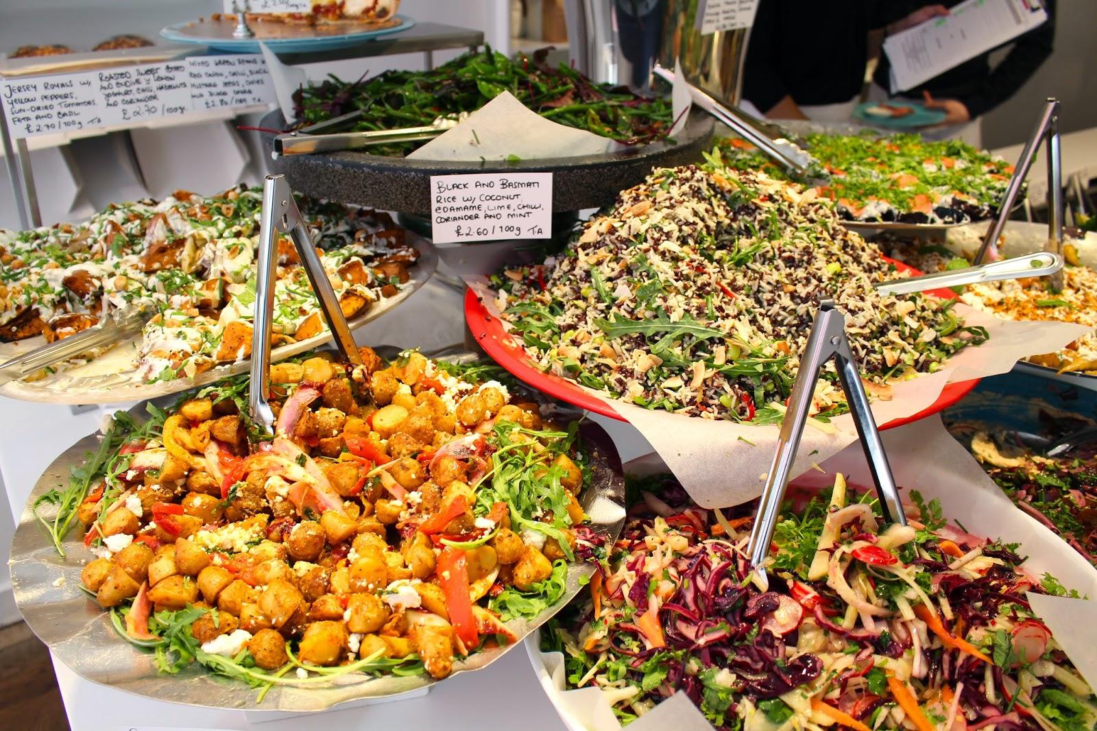 Healthy Restaurants Victoria London